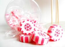 (2,35 €/100g) 210 St Bonbons Schneeflock Weihnachten Adventskalender Süßigkeiten