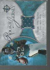 MARCEDES LEWIS 2006 ULTIMATE ROOKIE CARD JERSEY #UR-ML  /99