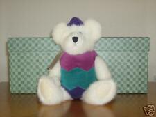 "Boyds 10"" Plush Bear Egbert Q. Bearsford"