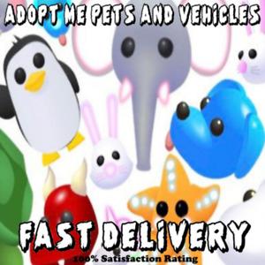 Adopt Me   PETS, VEHICLES, TOYS   HUGE SALE!   Legendaries, Ultra-Rares + MORE