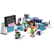 LEGO Friends Olivia's Inventor's Workshop 3933 New in Sealed Bags 100% - No Box