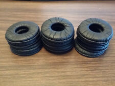 Sony MDR-ZX110 Black Replacement Ear Pad Cups (2 Pairs) Total 4 pads