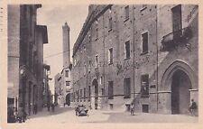 BOLOGNA - Via Castiglione - Antico Palazzo Pepoli 1927