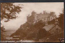 Wales Postcard - Harlech Castle    RT2027