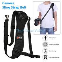 Universal Quick Rapid Single Shoulder Sling Belt Neck Strap For Camera DSLR SLR