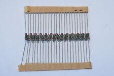 Strato 25x-resistenza V. philipstyp mrs25, 2 K, 0.6 W, metal film-sono denominati resistor