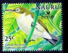 Samoan White Eye, Birds, Nauru MNH -T52