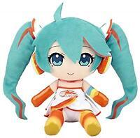 RACING MIKU 2016 ver. Hatsune Miku Plush Doll Stuffed toy GIFT Vocaloid 01 NEW
