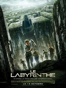 la trilogie le labyrinthe