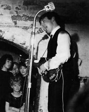 "Beatles at The Cavern Club 10"" x 8"" Photograph no 33"