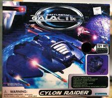 Trendmasters Battlestar Galactica Cylon Raider 1996 Nib Nos Estate Find Exc Mint