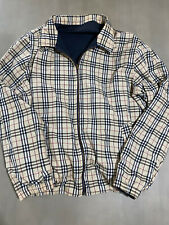 Vintage Burberry Nova Check Jacket - Reversible Retro Wavey