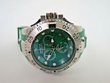 Invicta Women's Reserve Excursion Chronograph Watch Green Dial 18690