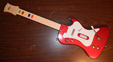 Wireless Guitar Blockhead Grinder Red RB or GH PS2 or PS3 (Parts/Repair)
