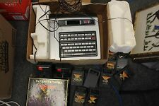 Vintage Magnavox Odyssey 2 Video Game System in Original Box + 13 Games, remotes