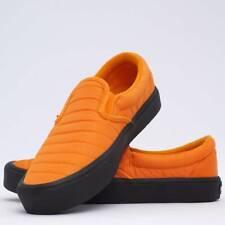 76cf50de3 Vans Antideslizamiento en Lite Acolchado Bermejo Naranja Zapatos Hombre 10
