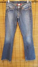 "Lucky Brand women's Jeans Size 00/24 Waist 26"" Length 30"" short inseam-018"