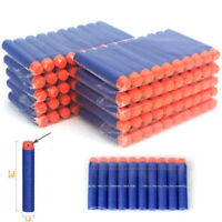 400pcs Toy Refill Gun Darts Blasters for Elite NERF N-Strike Round Head Bullets