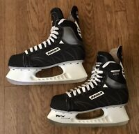 Bauer Supreme 4000 Ice Hockey Skates Size 11D US 12.5 EURO 47 FREE SHIPPING!