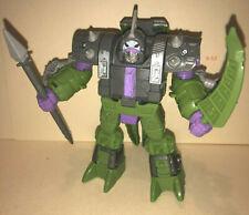 TRANSFORMERS Quintesson Allicon figure War for Cybertron Earthrise Toy Generatio