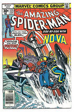 Marvel Amazing Spider-man #171 AND    Nova #12