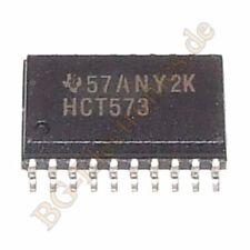 cierre transparentes d canales 8 SMD 6x 74hct573d.652 IC digital 3 modos