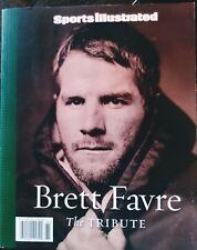 Brett Favre Green Bay Packers Sports Illustrated 2008 Tribute (Set of 3)