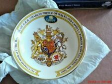 Aynsley Prince Charles Wedding Royalty Collectables