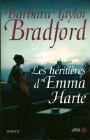 Livre les héritiers d'Emma Harte Barbara Taylor Bradford book