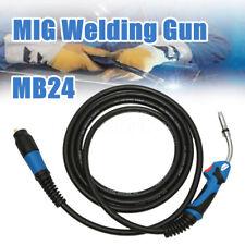 MB24 Mig Tool 5m Welding Gun Parts Electric Welder Mig Tool Stinger Torch Lead