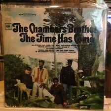 [SOUL/FUNK]~EXC LP~The CHAMBERS BROTHERS~Time Has Come Today~1967~CBS~360~STEREO