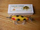 Contemporary Cedar Creek Ozark Minnow Glasseye Lure 2006 National Special Color
