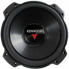 Kenwood 10 Inch 1300 Watt 4 Ohm Car Audio Power Stereo Subwoofer KFC-W2516PS