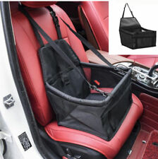 Dog Booster Car Seat Safe Basket Puppy Travel Bag Auto Seat Pet Supply Carrier