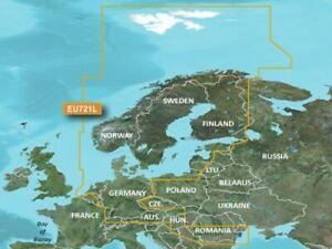 VEU721L BlueChart g3Vision HD Nordeuropa von Garmin