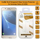 Twin Pack Genuine Gorilla Tempered Glass Screen Protector Samsung Galaxy J5 2016