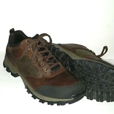 Timberland Mt. Maddsen Low Waterproof Leather Hiking Shoes Men's 13 Oxfords EUC