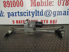 BMW 1 SERIES E87 118D 2010 FRONT WINDSCREEN WIPER MOTOR WITH LINKAGE 7193037-01