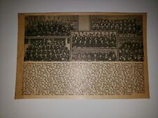 Fairview Ravenswood West Virginia High School  1922 Football Team Picture