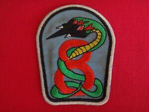 USAF 1st STRATEGIC RECON Squadron OL-8 At Kadena AFB, Okinawa Patch