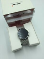 Fossil Gen 4 Q Explorist HR Men's Smart Watch With Stainless steel Strap Dw6f1