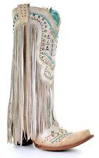 Загон дамы кость многоцветный кристалл и бахромой СНиП носок сапоги C3424