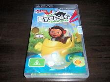 EyePet Adventures PSP - New