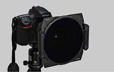 Benro FH150N1 Filter Holder + CPL C-PL Package for Nikon 14-24mm f/2.8G ED Lens