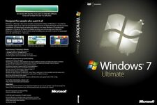 Windows 7 Ultimate 32-bit e 64-bit ISO download digitale-nessun codice prodotto
