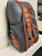 Wilson Countervail Orange Tennis Bag / Backpack - Very Good Condition Best Color