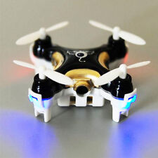 Black CX-10C Micro-RC Quadcopter Drone 2.4G Axis Gyro LED With 0.3MP Camera