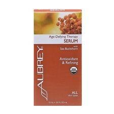 Aubrey Organics, Age-Defying Therapy Serum, 10ml