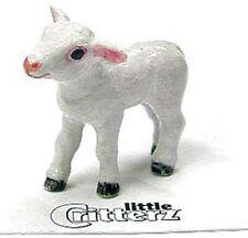 ➸ Little Critterz Farm Field Animal Miniature Figurine Lamb Barley