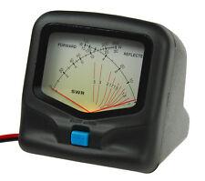 CB Radio Antena Medidor SWR HF & VHF 2 metros Avair AV20 Maas Rx 20 3.5 150MHz